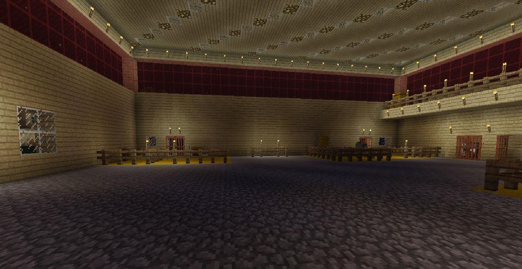 Inside The Barn Minecraft 4 4 By Herobrine2349 On Deviantart