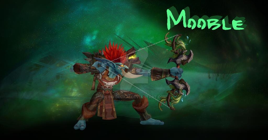 For Mooble! by chiyokokai