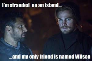 Arrow - Oliver's realization
