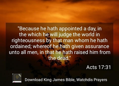 Acts 17:31