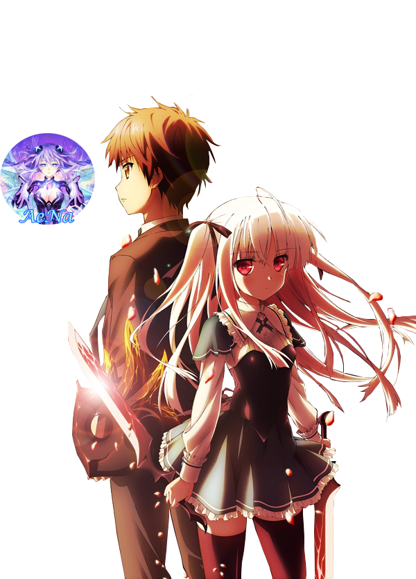 Absolute Duo 02 Render by AeNa34