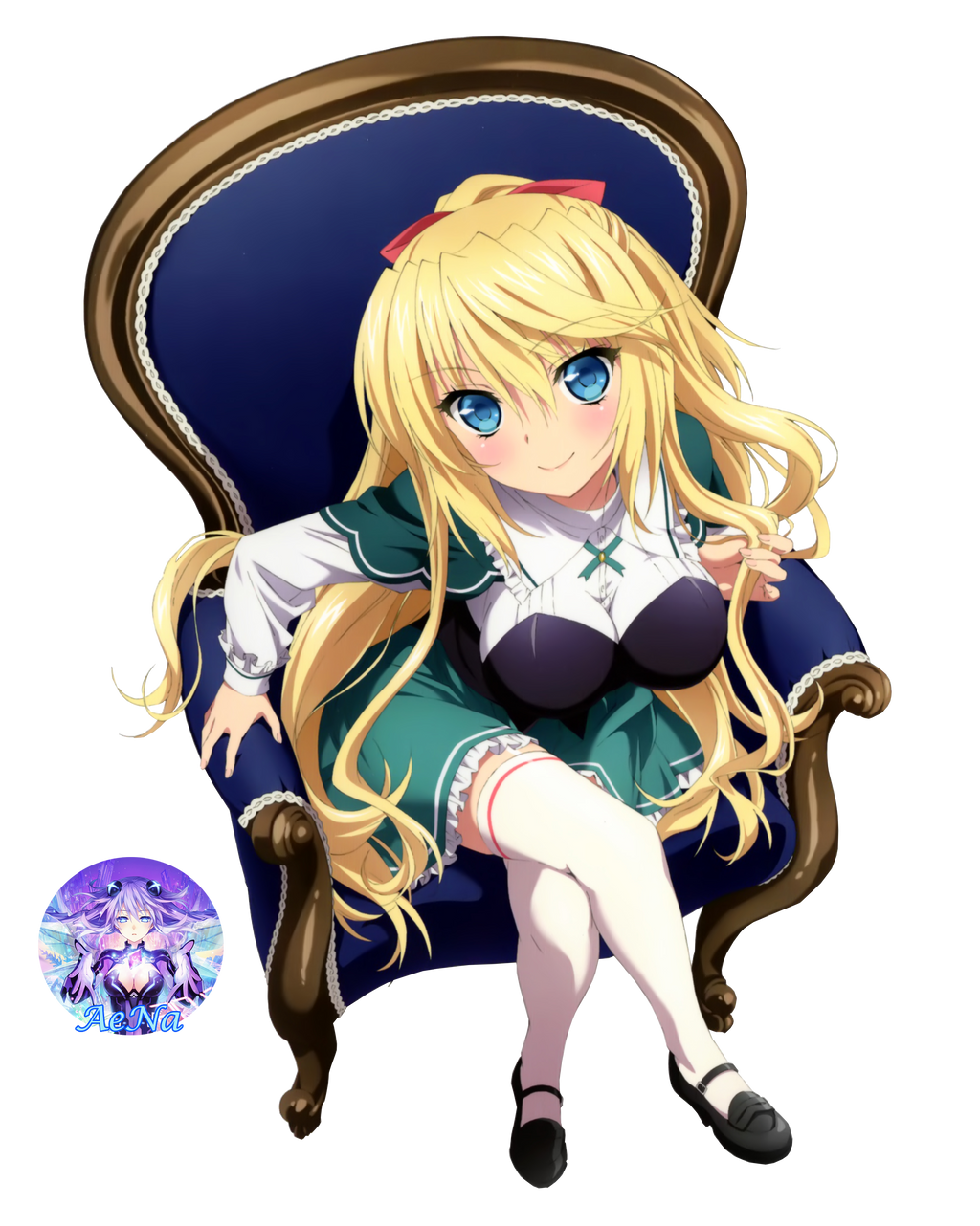 Absolute Duo 04 Render by AeNa34