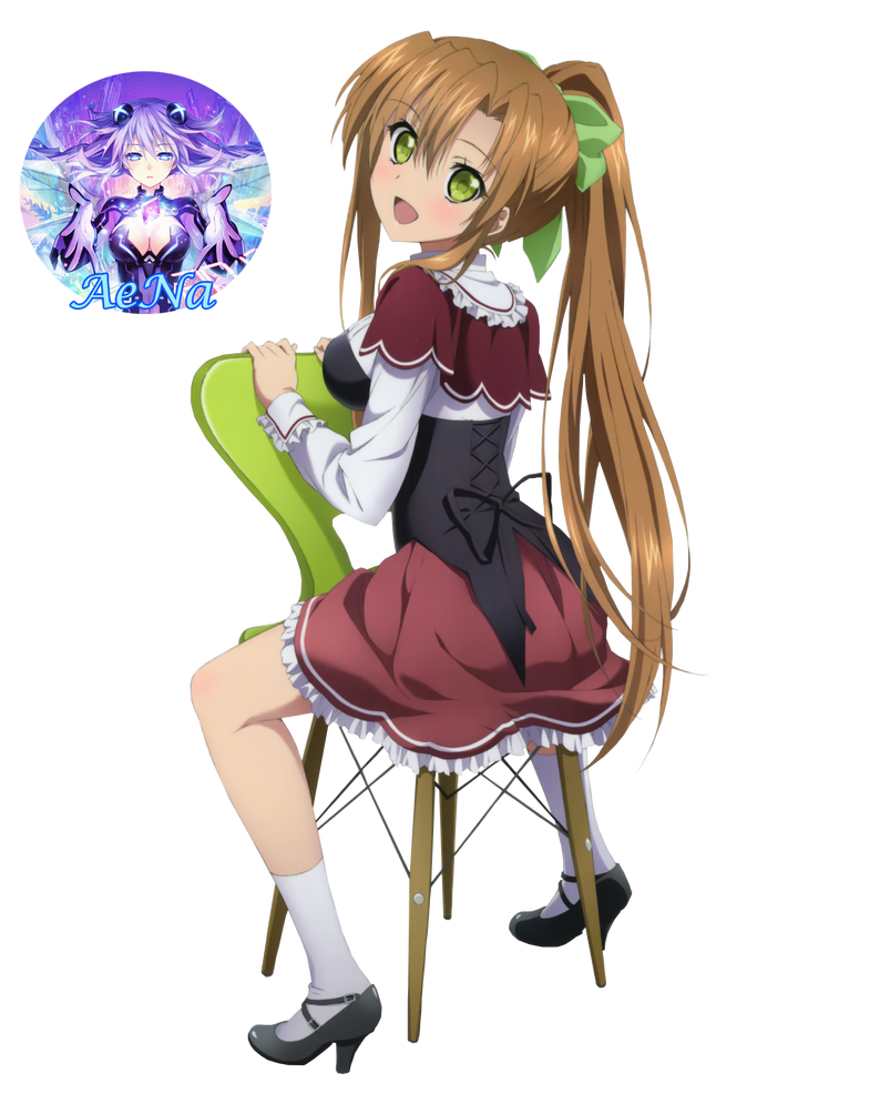 Absolute Duo 07 Render by AeNa34