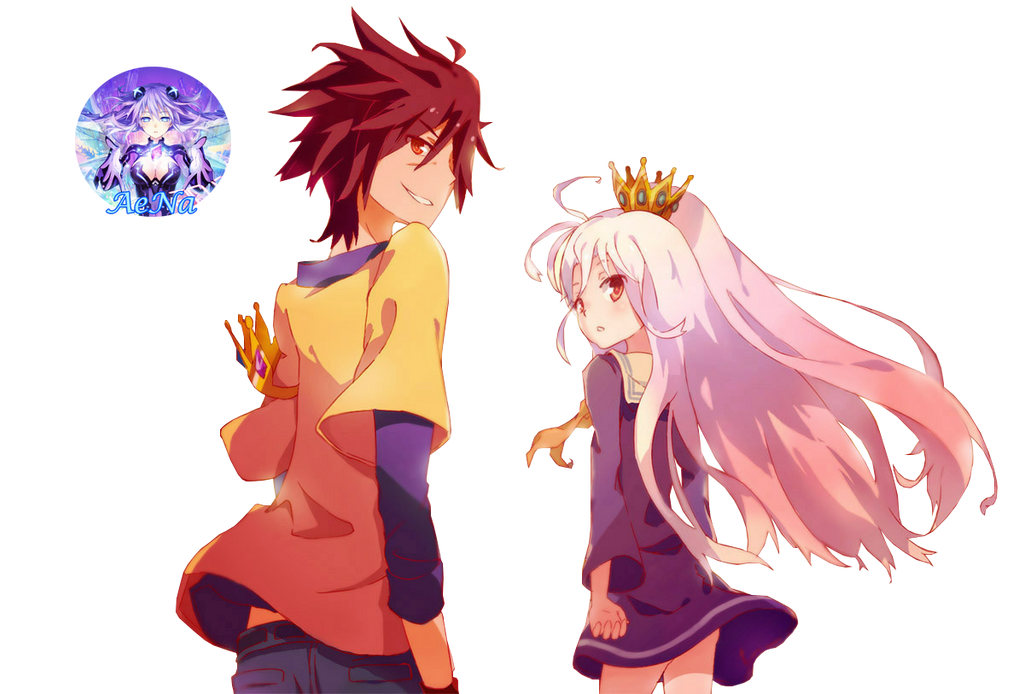 No Game No Life 05 Render by AeNa34