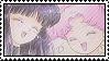 Chibiusa x Hotaru Stamp by hoshi-mizu