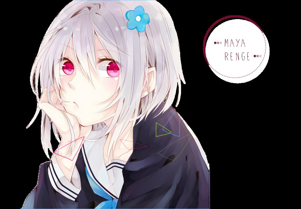 Suzushina Yuriko by MayaRenge