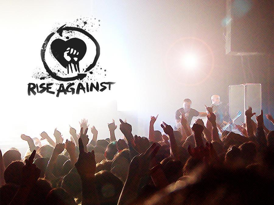 Rise Against Wallpaper By A7xfan22