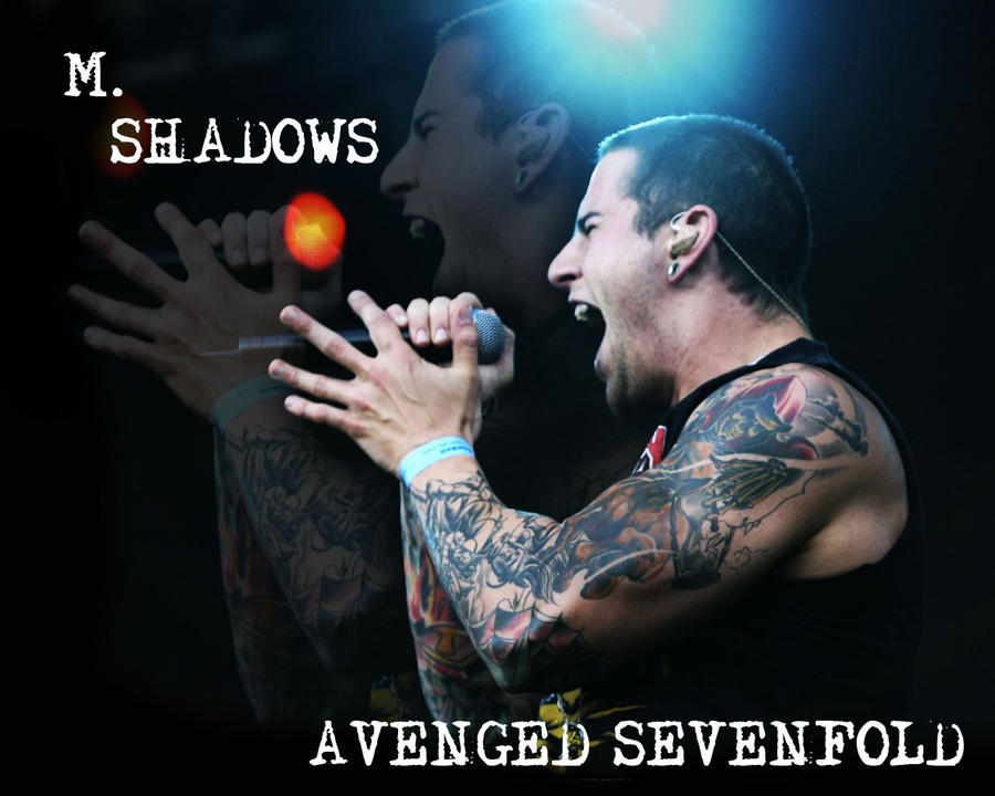M Shadows Wallpaper M. Shadows Wallpaper b...