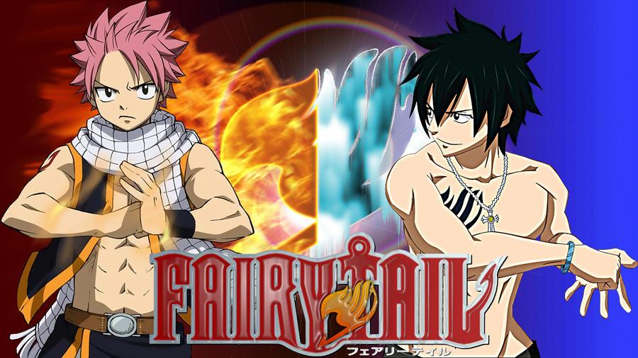 Fairy Tail Anime Natsu Wallpaper