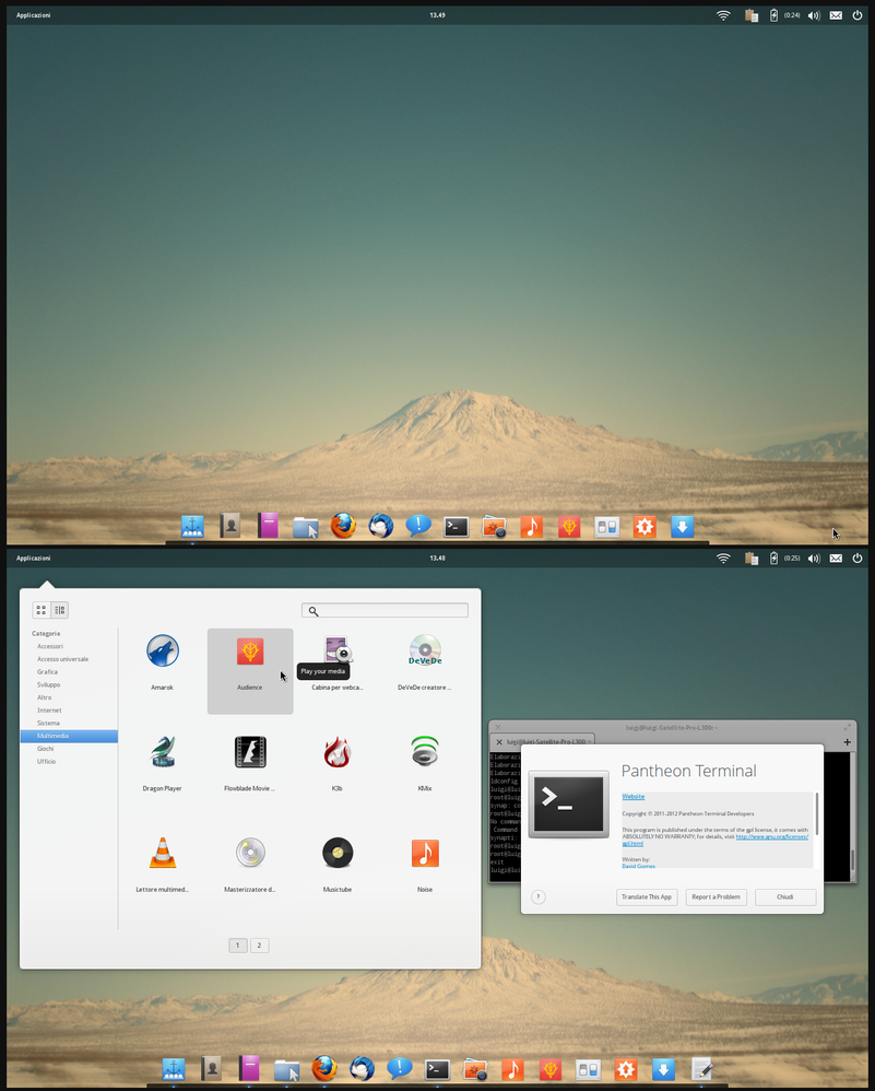 A look at elementary OS 2 by lgsalvati
