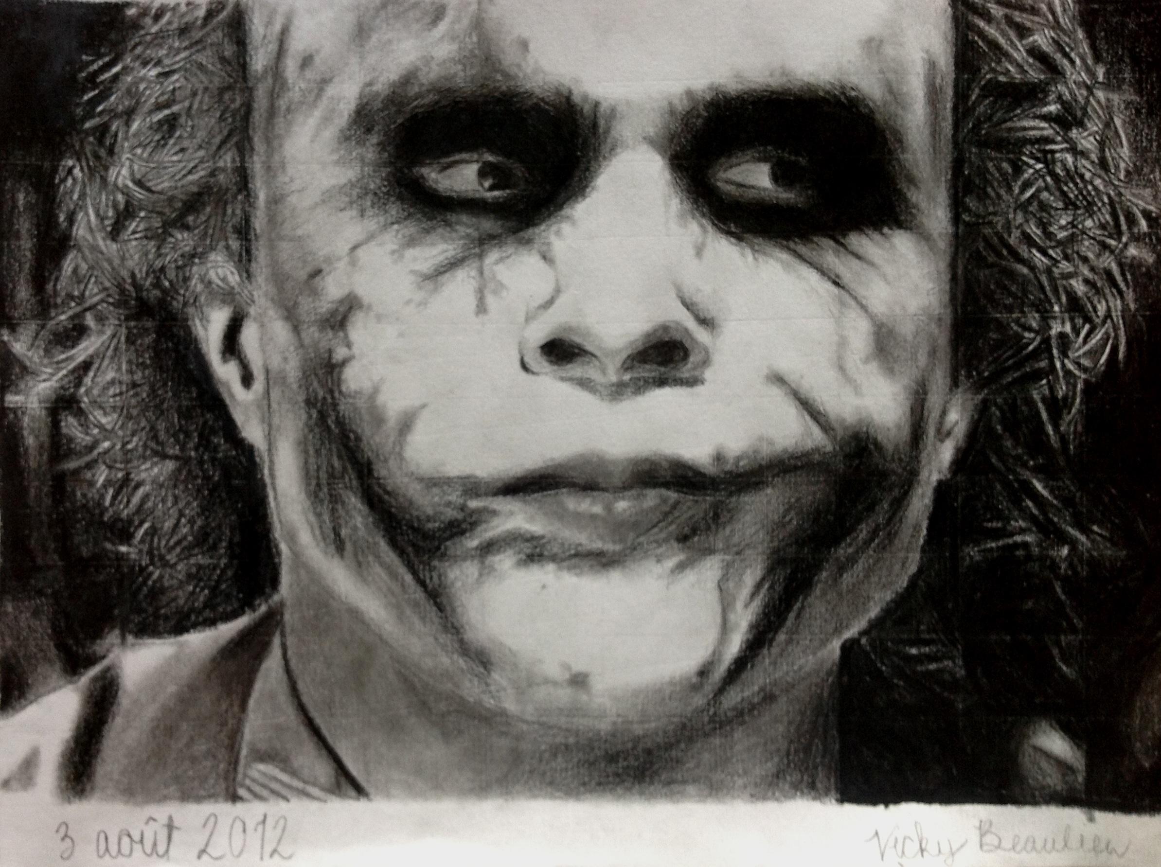 The Joker II by Vickyx22