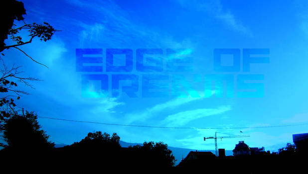 Edge of Dreams in Blue