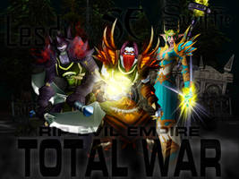 RIP Total War Evil Empire by scorpioevil