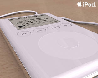 iPod Close-Up - EM by evilmessiah