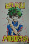 Midoriya Izuku... The Hero! by JoaoRibeiro123