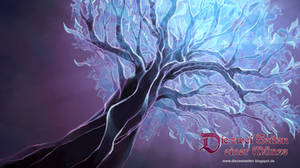 Wallpaper Crystal Forest 1920x1080 by velilein