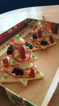 Yummy Christmas Trees