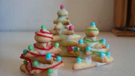 More yummy Christmas Trees