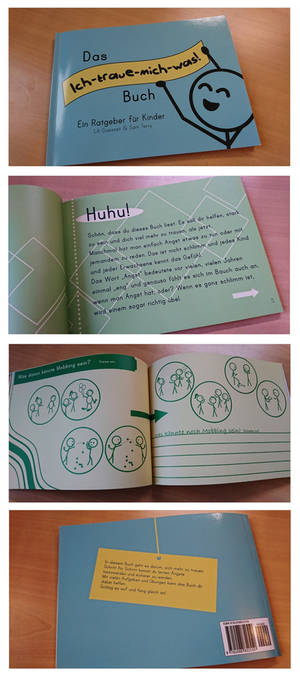 Children's Guidebook on Self-Confidence