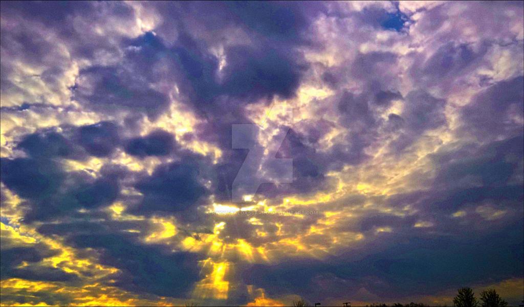 Vernal Sunset by rwolfbaldassarro