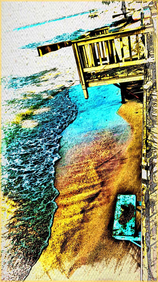 Lake Huron (9) A by rwolfbaldassarro