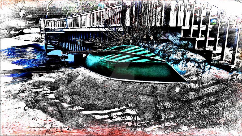 Lake Huron (13) A by rwolfbaldassarro