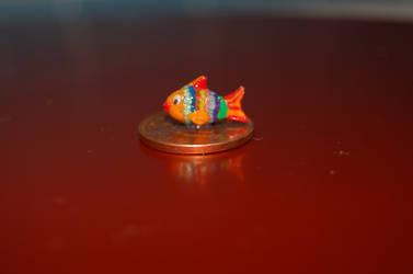Rainbow Fish by DelusionsOfHolbert