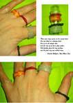 Kvothe's Rings - second hand