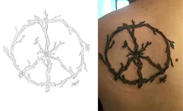 Tattoo Design by londonsan