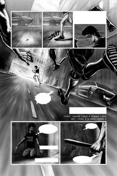 Feast of Ghosts - Page 1