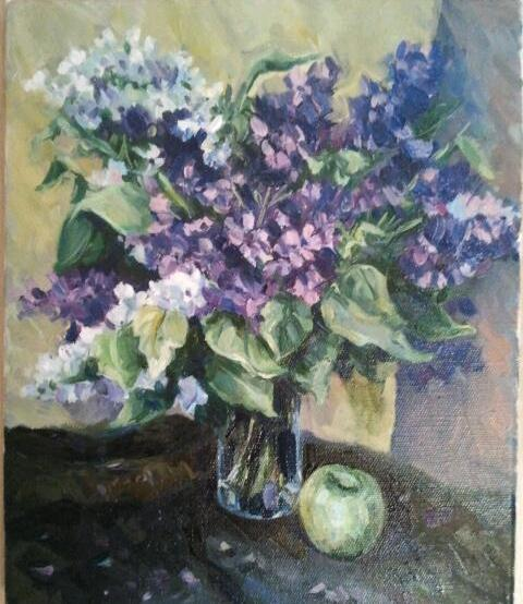 lilac by aleksandvagne