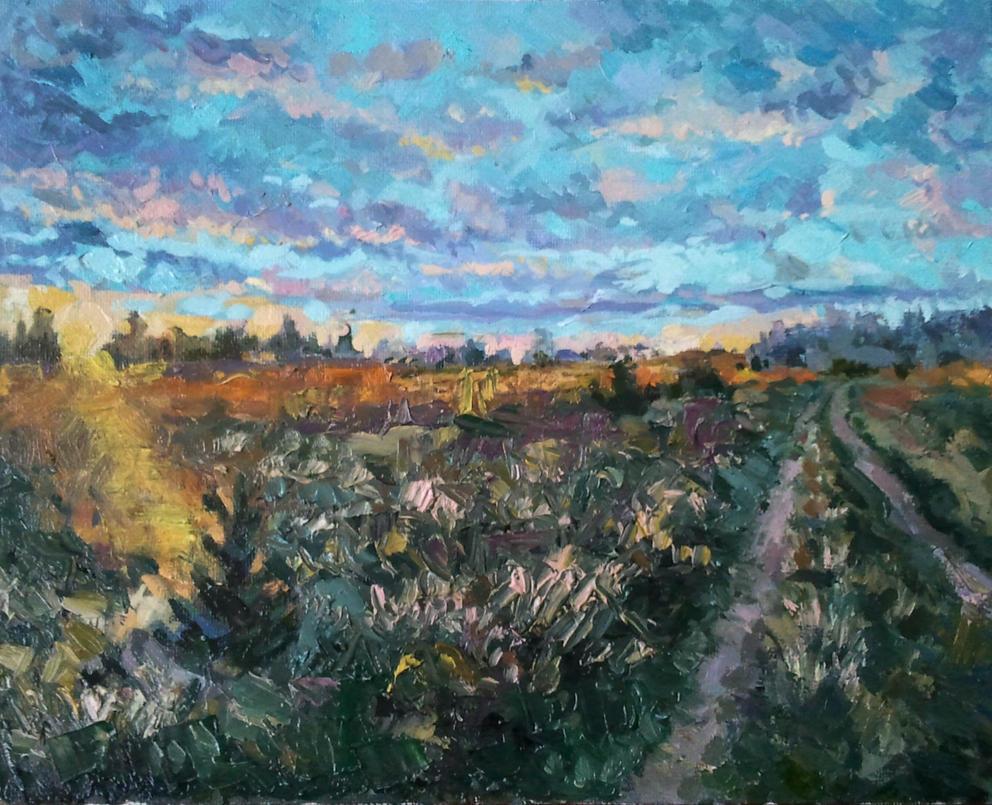 landscape by aleksandvagne