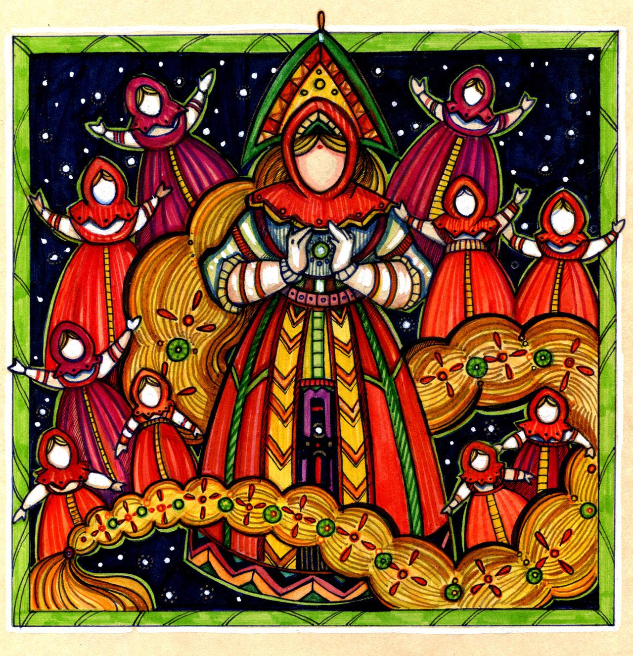 The Elder Bereginya