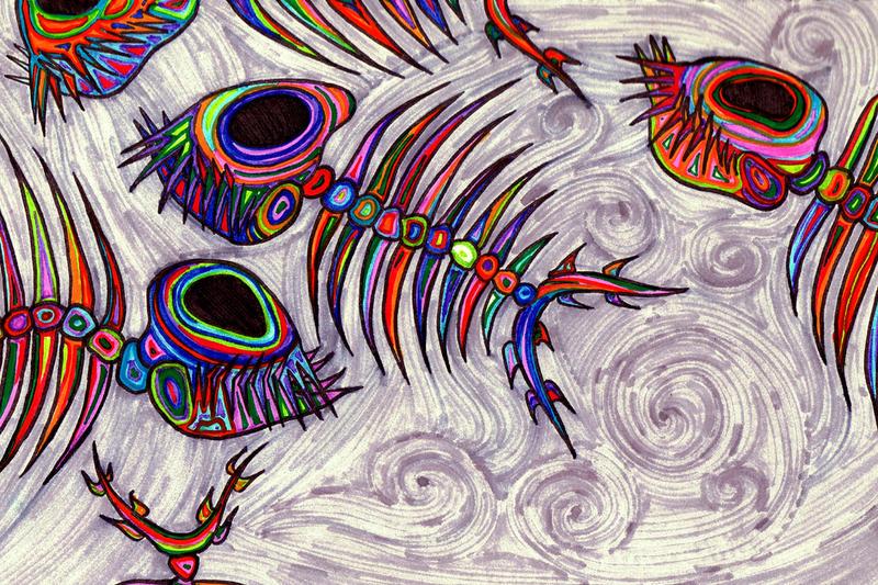 Skeleleleton by LuBobIII