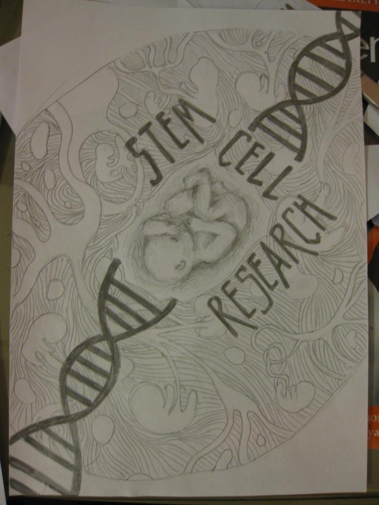 Born into Pencil by thanxforthefish