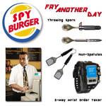 Spy Burger