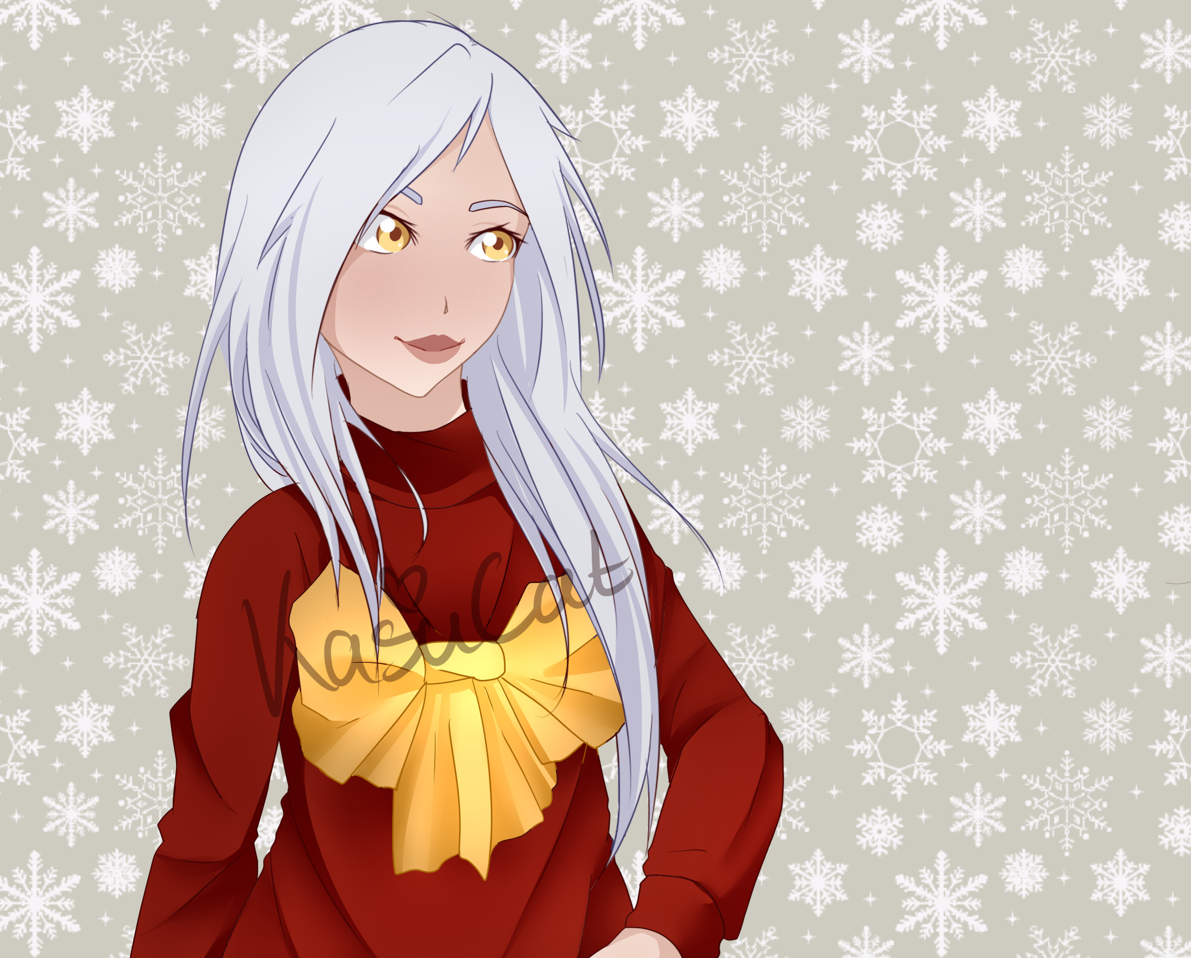 HSV]DoX Ugly Christmas Sweater by Kasu Cat on DeviantArt