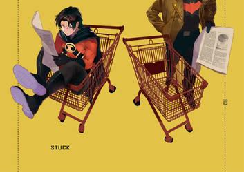 Stuck by eyin2000