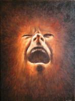 Lycanthrope by valkenburg