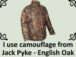 Jack Pyke English Oak by PhotoDragonBird