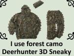 Deerhunter 3D Sneaky by PhotoDragonBird