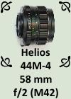Helios 44M-4 by PhotoDragonBird