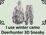 Sneaky 3D set from Deerhunter by PhotoDragonBird