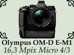 Olympus OM-D E-M1 by PhotoDragonBird