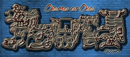 Pouet Logo