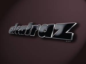 Alcatraz Logo Chrome
