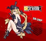 SR3MP in Girl's Frontline