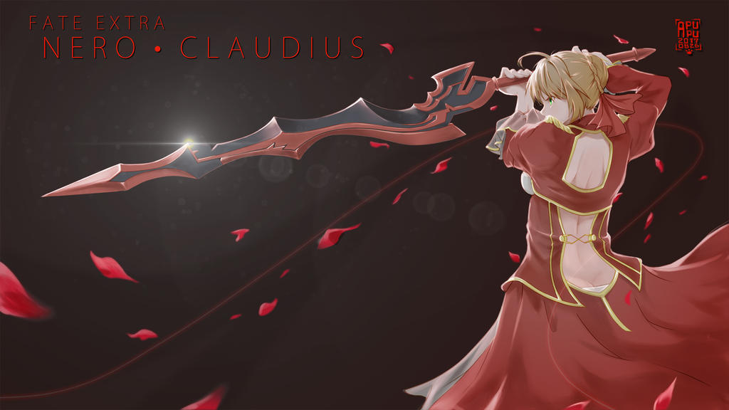 Nero Claudius by abulala