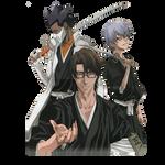 Touse Aizen And Ichimaru