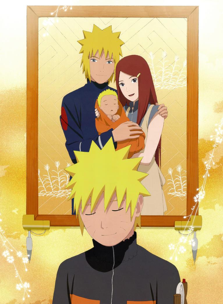Naruto Family by NarusailorNaruten Family